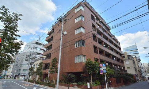 藤和八丁堀コープの外観(中央区湊1丁目)