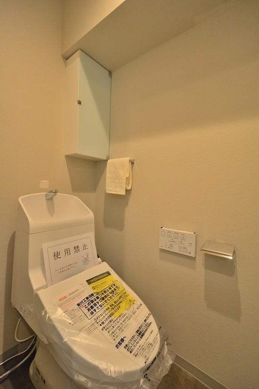 ラヴェンナ日本橋のトイレ