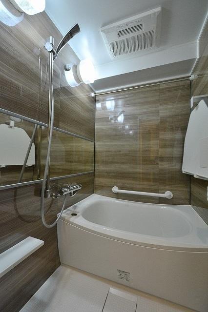 ライオンズマンション茅場町7階お風呂