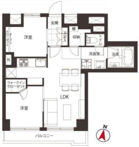 『ワコー東日本橋マンション』仲介手数料無料・3,380万円